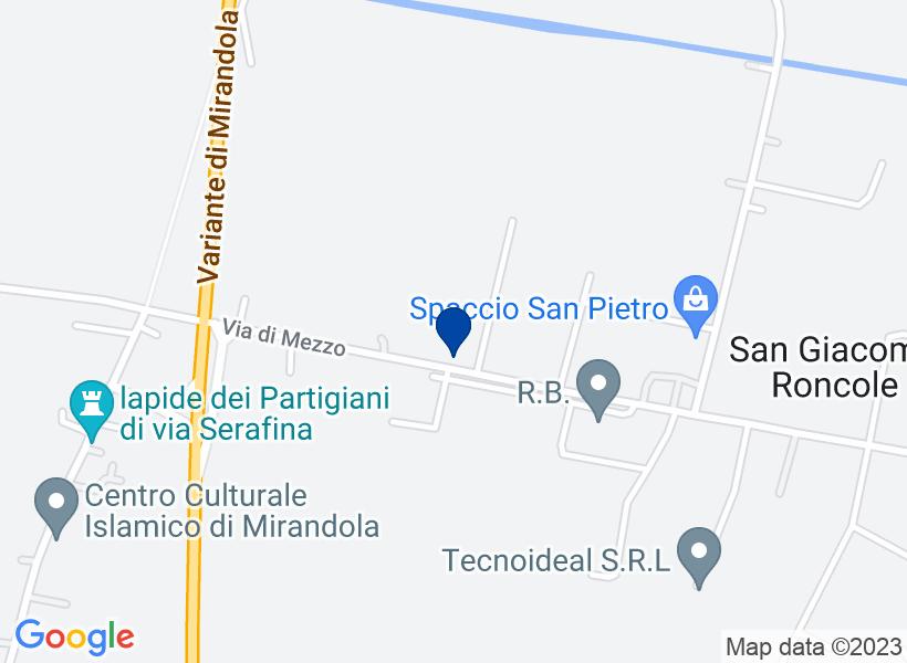 Capannone industriale a Mirandola (MO), fr...