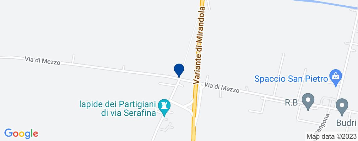 Due appezzamenti di terreno a Mirandola (M...