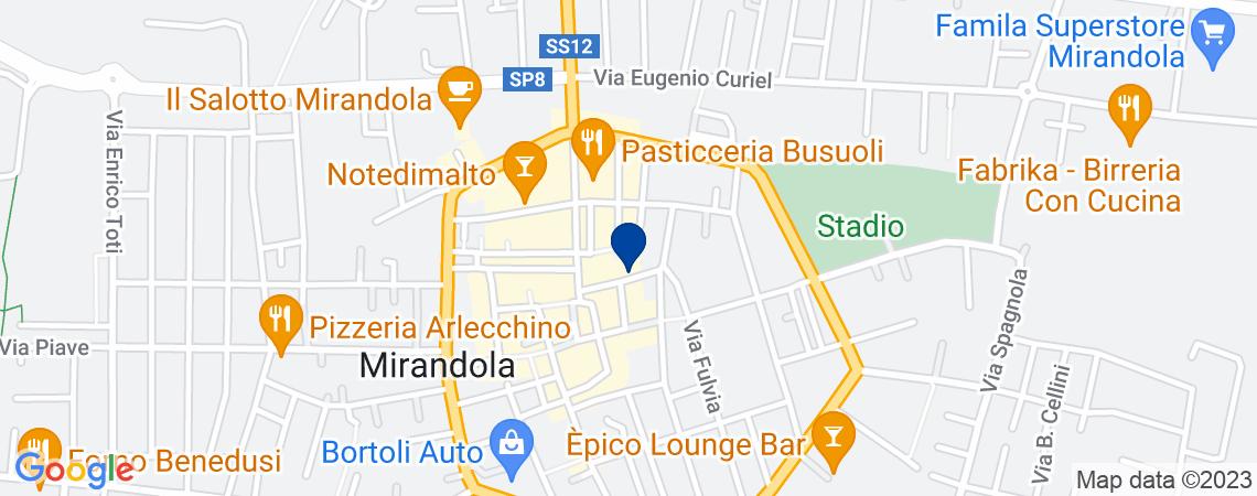 Appartamento, MIRANDOLA