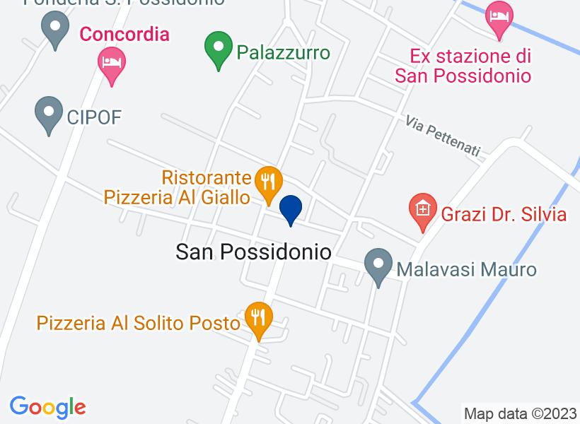 Terreno a San Possidonio, via 1 Maggio e v...
