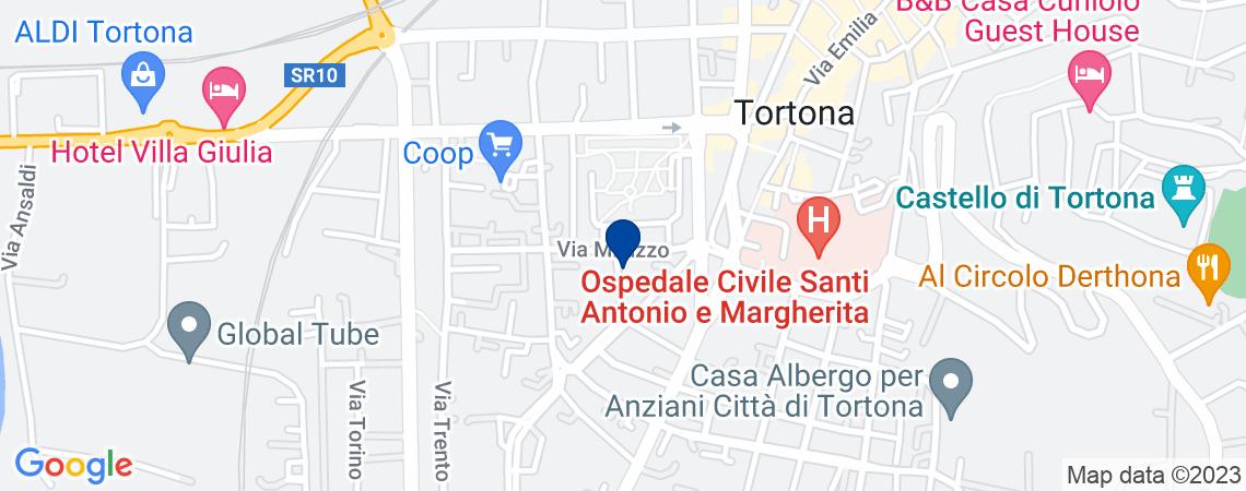 Appartamento Quadrilocale, TORTONA