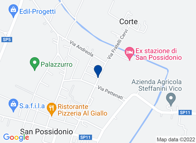 Compendio immobiliare a San Possidonio (MO...