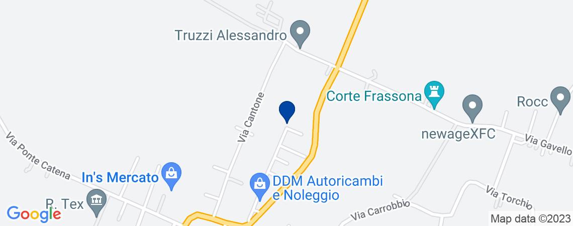 Villetta a schiera in via Alessandro Volta...
