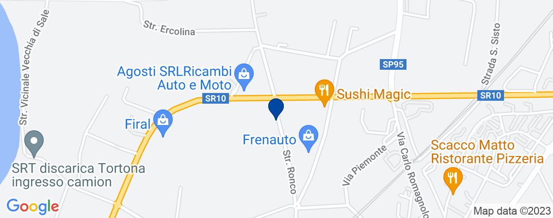 Ufficio, ALESSANDRIA