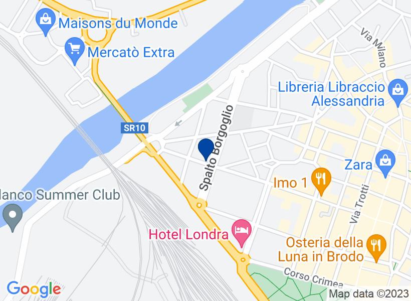 Appartamento Quadrilocale, ALESSANDRIA