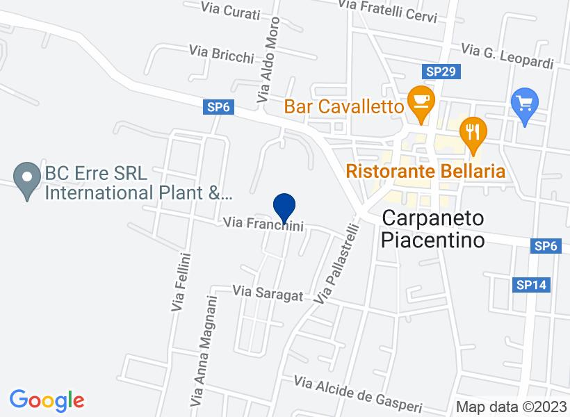 Lotto edificabile, CARPANETO PIACENTINO