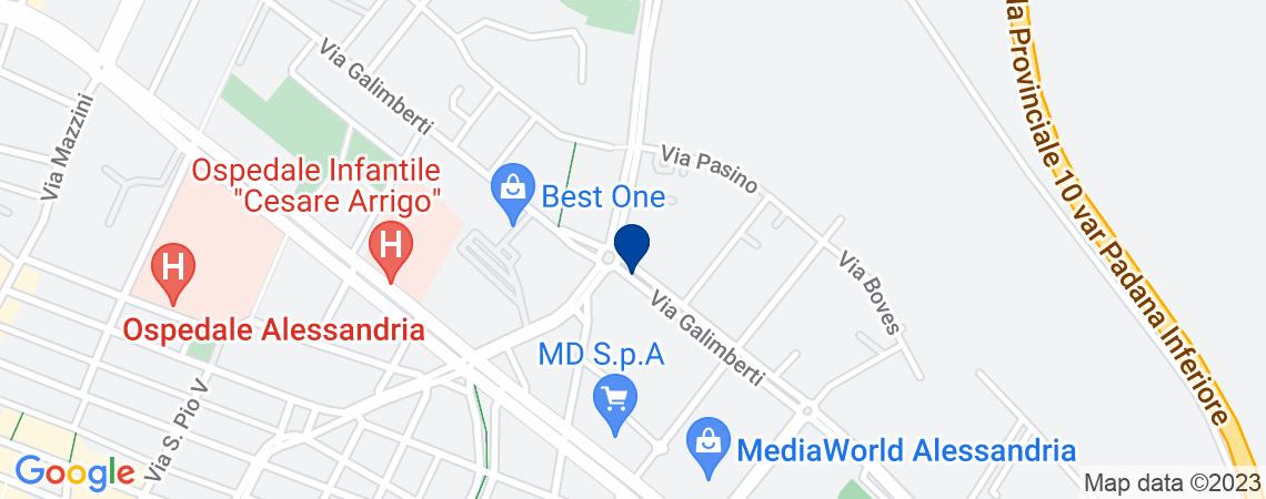 Fabbricato commerciale, ALESSANDRIA