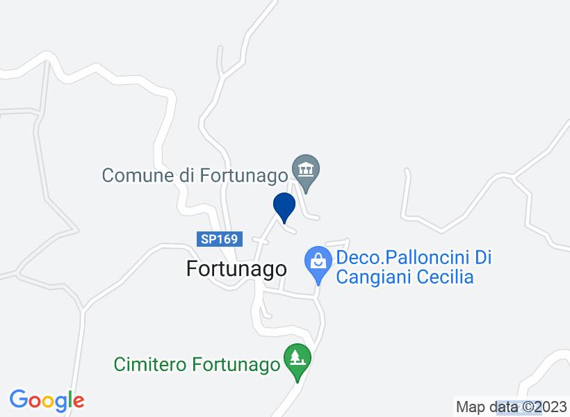 Fabbricato commerciale, FORTUNAGO