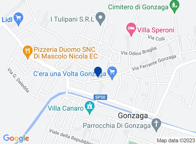 Appartamento al p.1 a Gonzaga (MN), Piazza...
