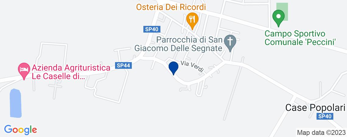 Negozio, SAN GIACOMO DELLE SEGNATE