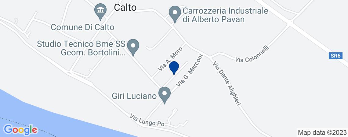 Terreno, CALTO