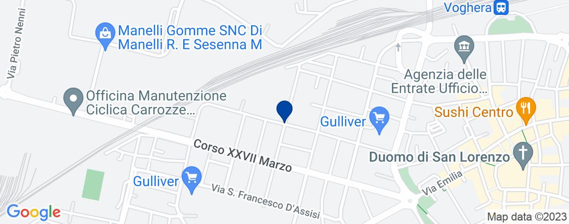Appartamento Bilocale, VOGHERA