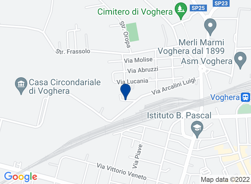 Terreno, VOGHERA