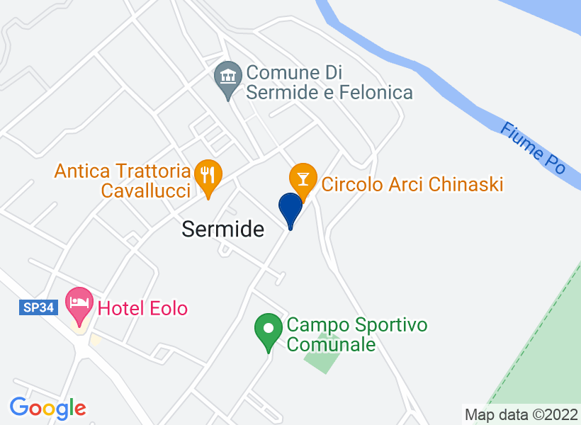 Terreno, SERMIDE E FELONICA