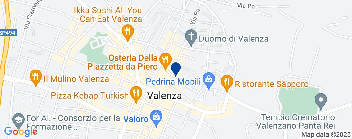Magazzino, deposito, VALENZA