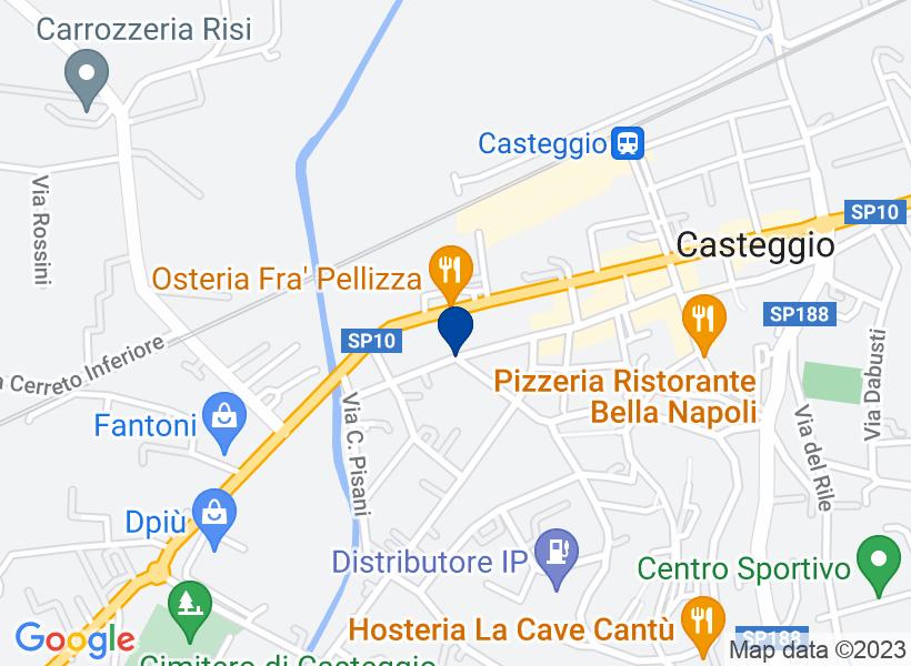 Ufficio, CASTEGGIO