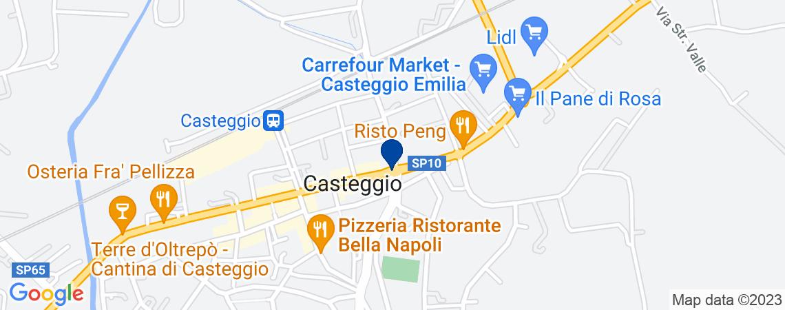 Appartamento Trilocale, CASTEGGIO