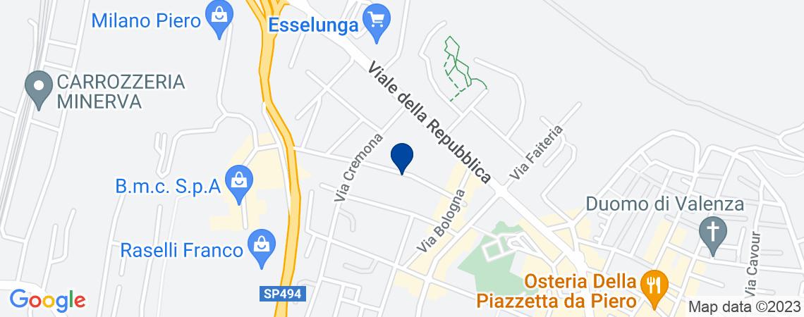 Appartamento Quadrilocale, VALENZA