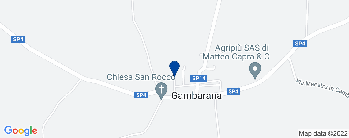 Appartamento, GAMBARANA