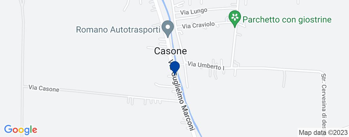 Appartamento, CERVESINA