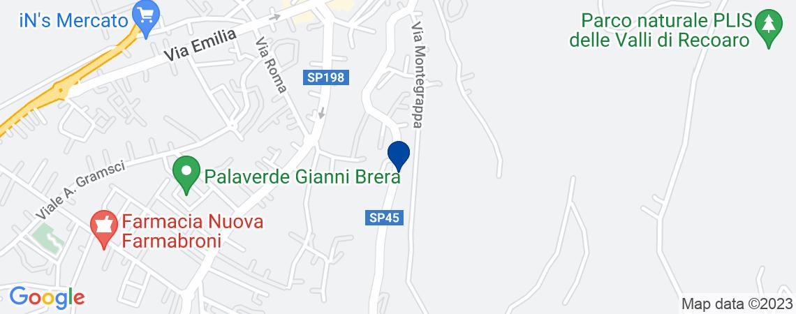 Avviso 504 / 2018, BRONI