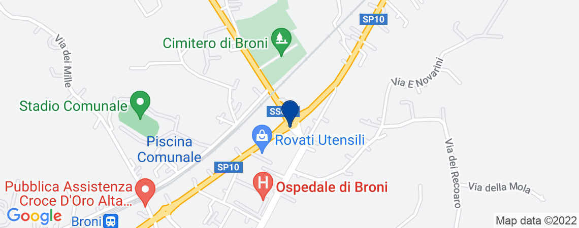 Appartamento 5 o più locali, BRONI