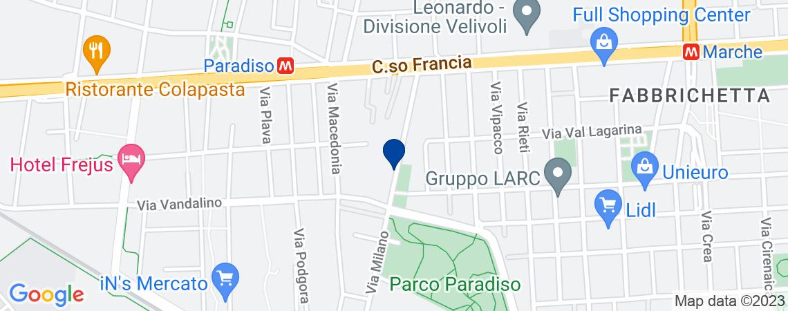 Deposito, TORINO