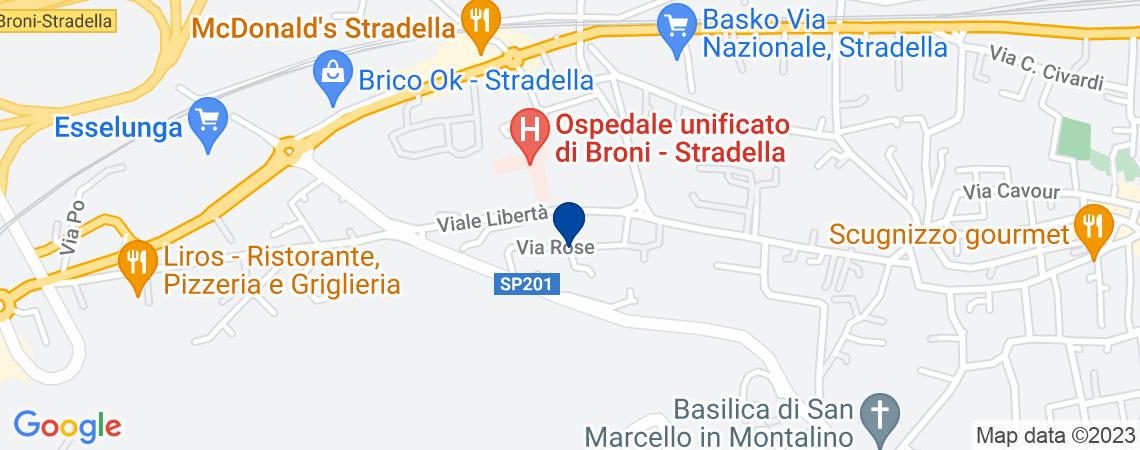 Appartamento Trilocale, STRADELLA