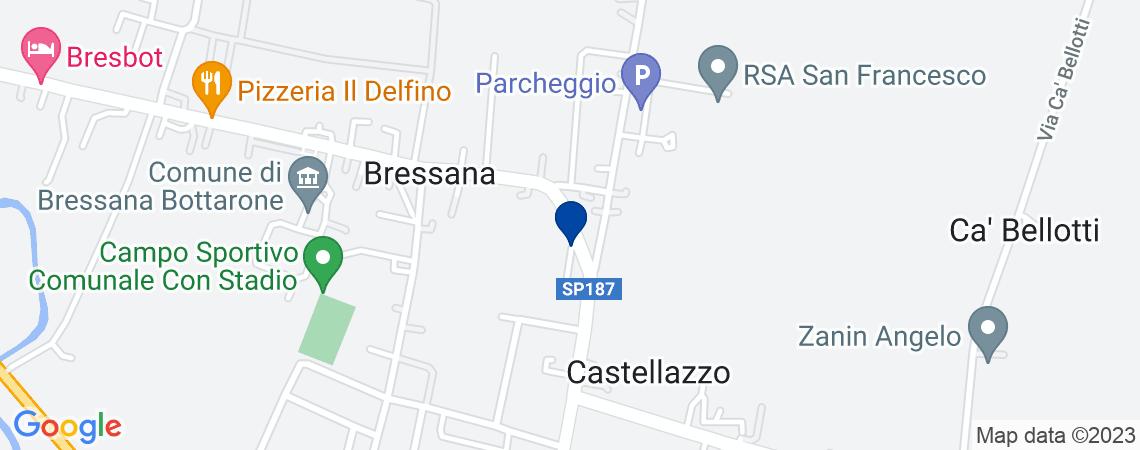 Fabbricato commerciale, BRESSANA BOTTARONE