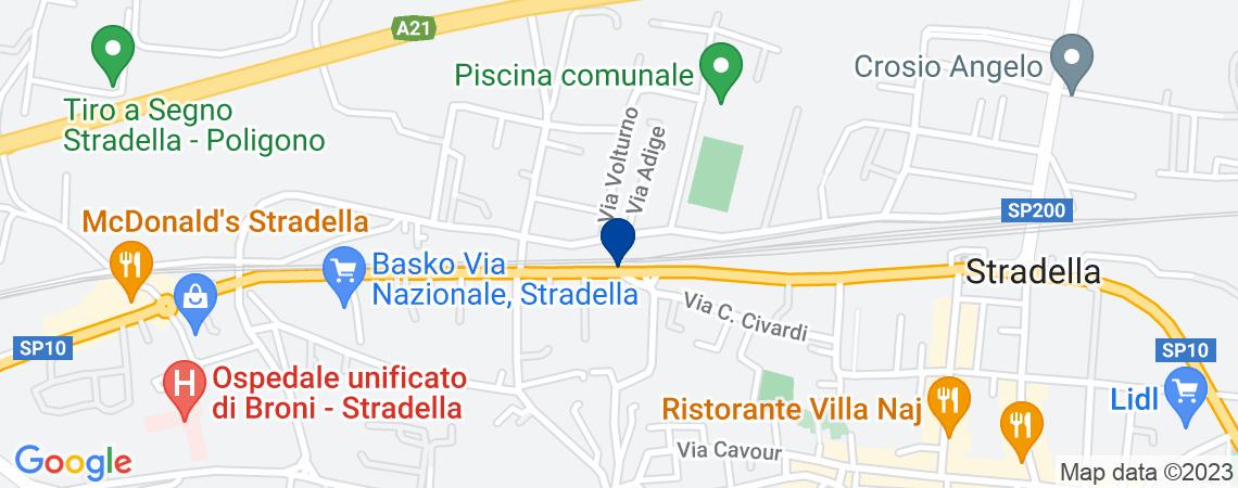 Appartamento Quadrilocale, STRADELLA