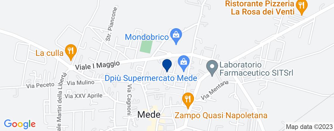 Appartamento Trilocale, MEDE
