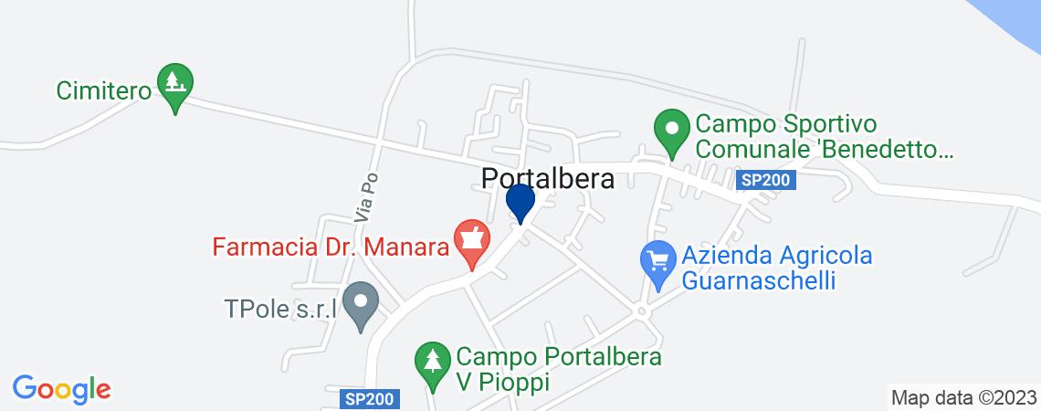 Fabbricato commerciale, PORTALBERA
