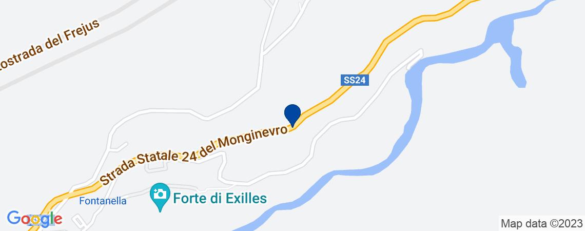 Fabbricato, BORGONE SUSA