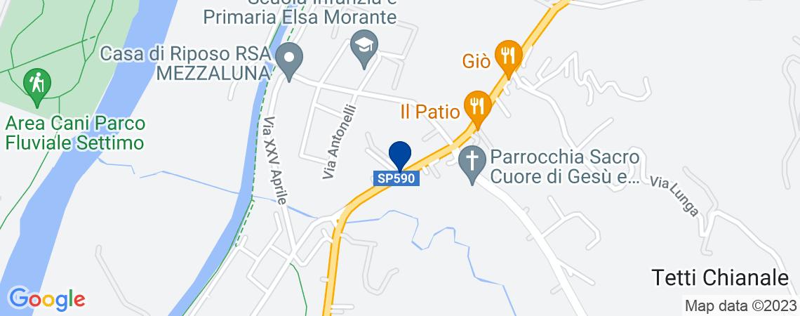 Villa, SAN MAURO TORINESE