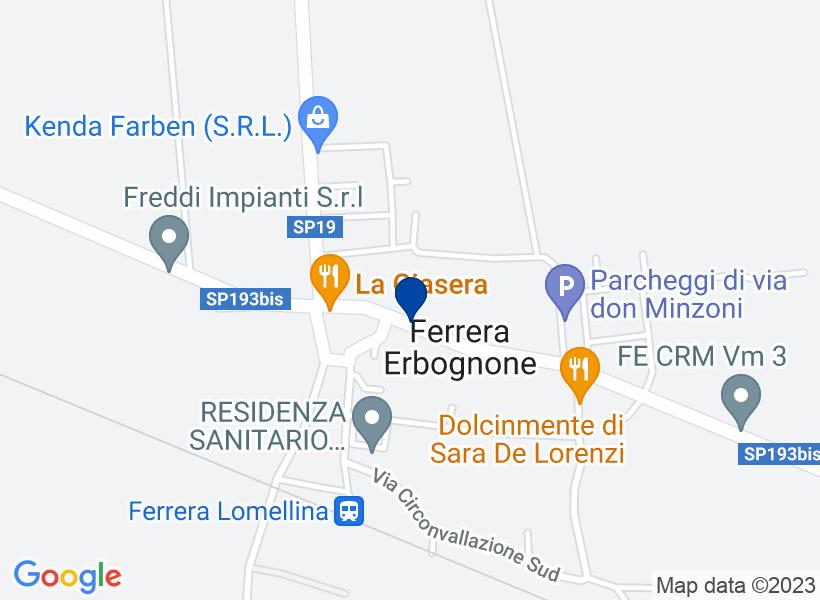 Fabbricato commerciale, FERRERA ERBOGNONE