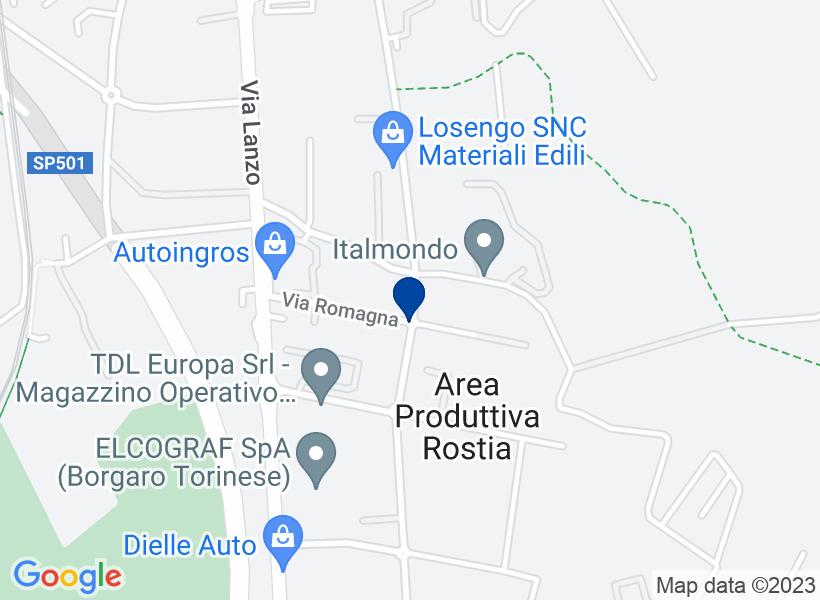 Fabbricato commerciale, BORGARO TORINESE