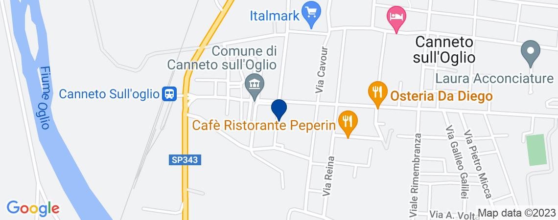 Fabbricato commerciale, CANNETO SULL'OGLIO