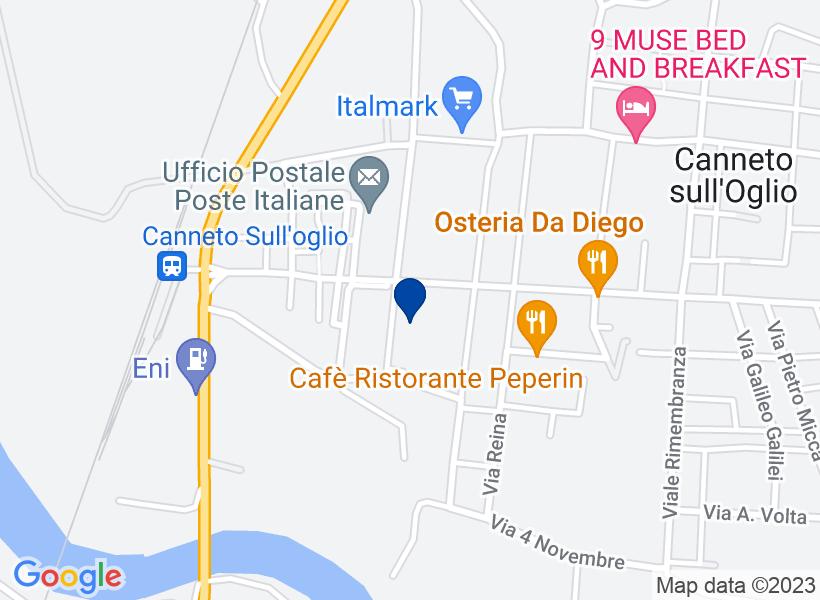 Appartamento Trilocale, CANNETO SULL'OGLIO