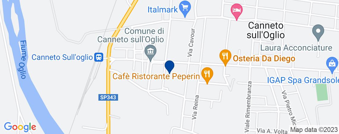 Appartamento 5 o più locali, CANNETO SULL'...