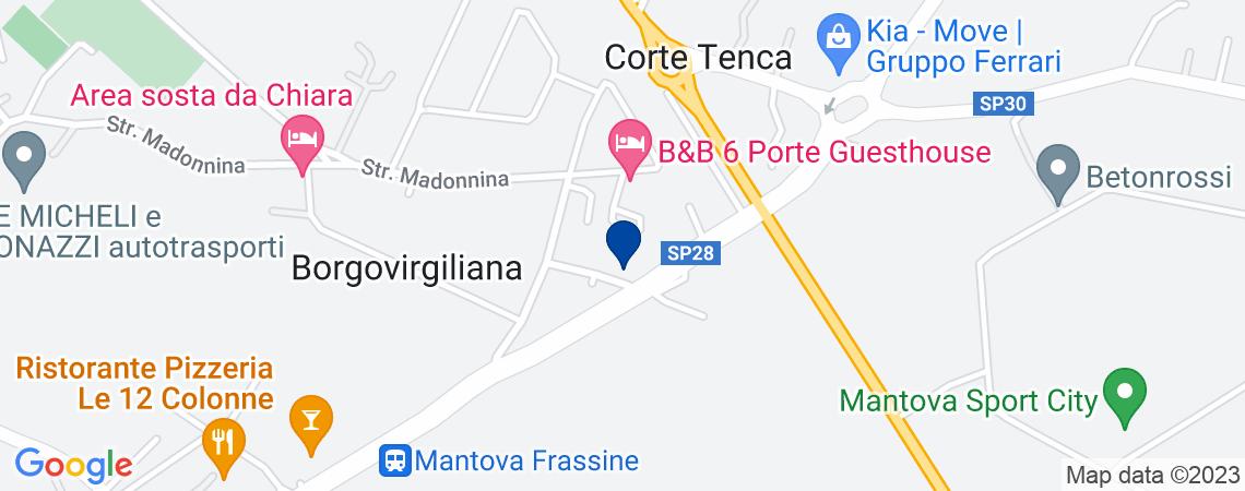 Appartamento 5 o più locali, MANTOVA