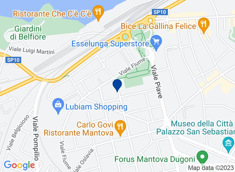 Appartamento Quadrilocale, MANTOVA