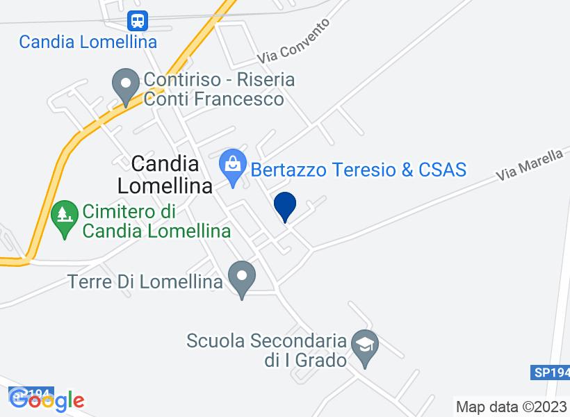 Appartamento Quadrilocale, CANDIA LOMELLINA
