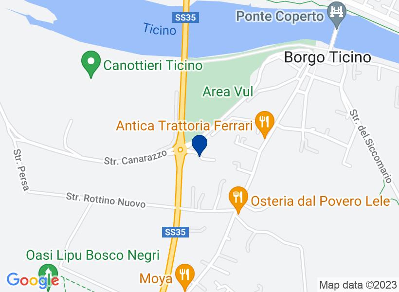 Fabbricato, PAVIA