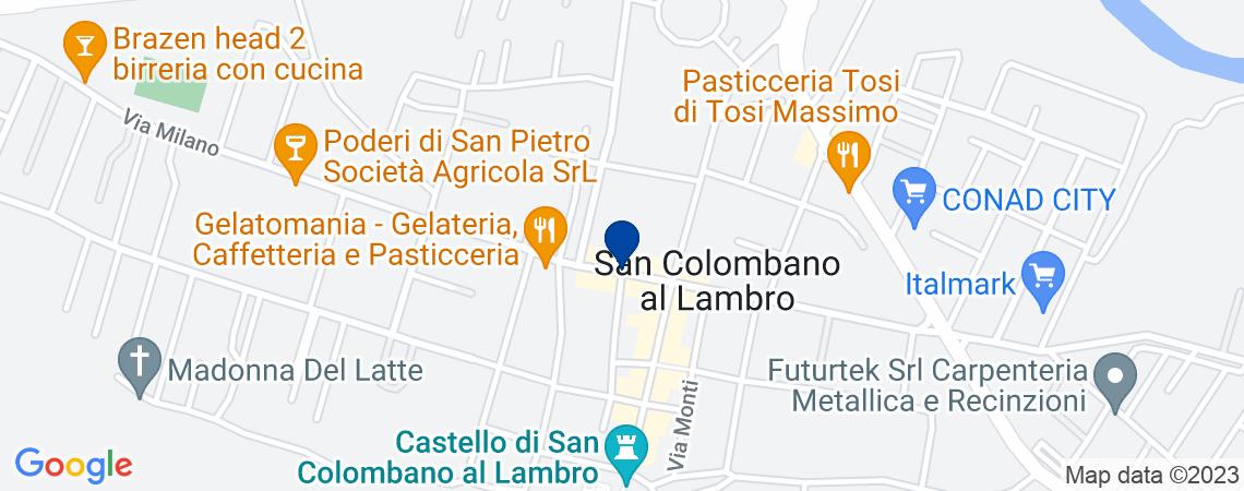 Fabbricato, SAN COLOMBANO AL LAMBRO