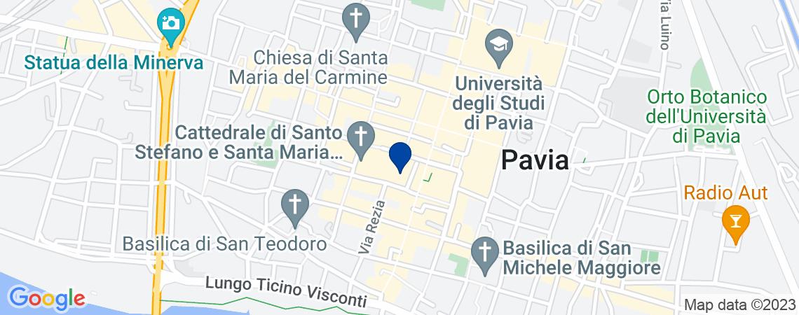 Deposito, PAVIA