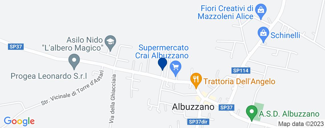 Appartamento 5 o più locali, ALBUZZANO