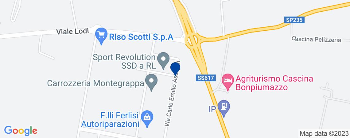 Fabbricato commerciale, PAVIA