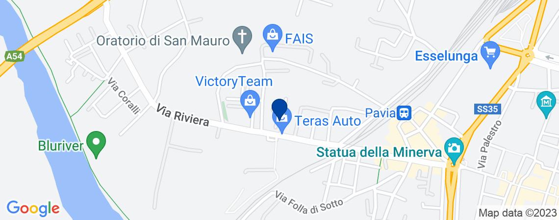 Albergo, PAVIA