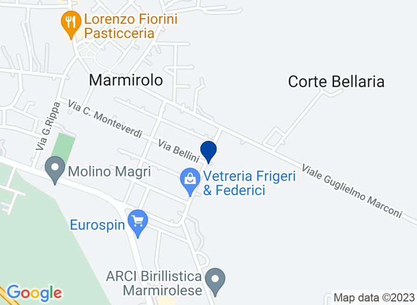 Fabbricato industriale, MARMIROLO