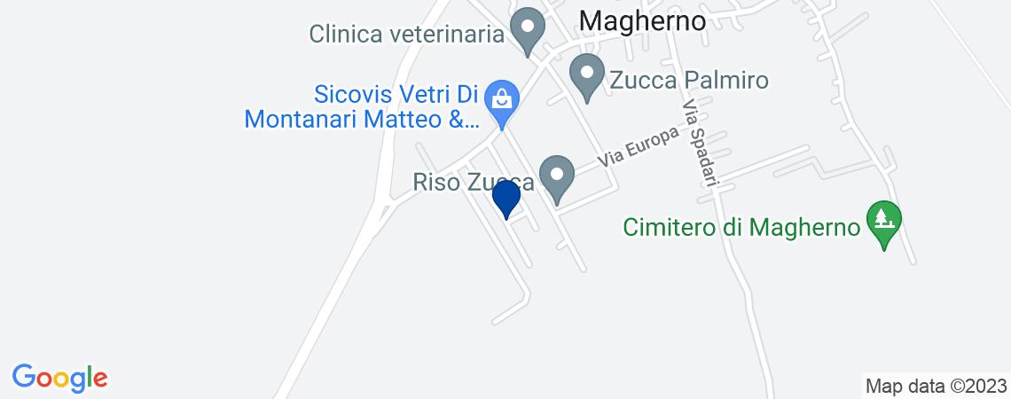 Appartamento 5 o più locali, MAGHERNO